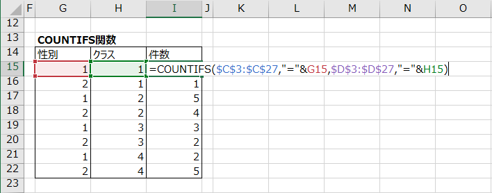 方法2の数式の入力